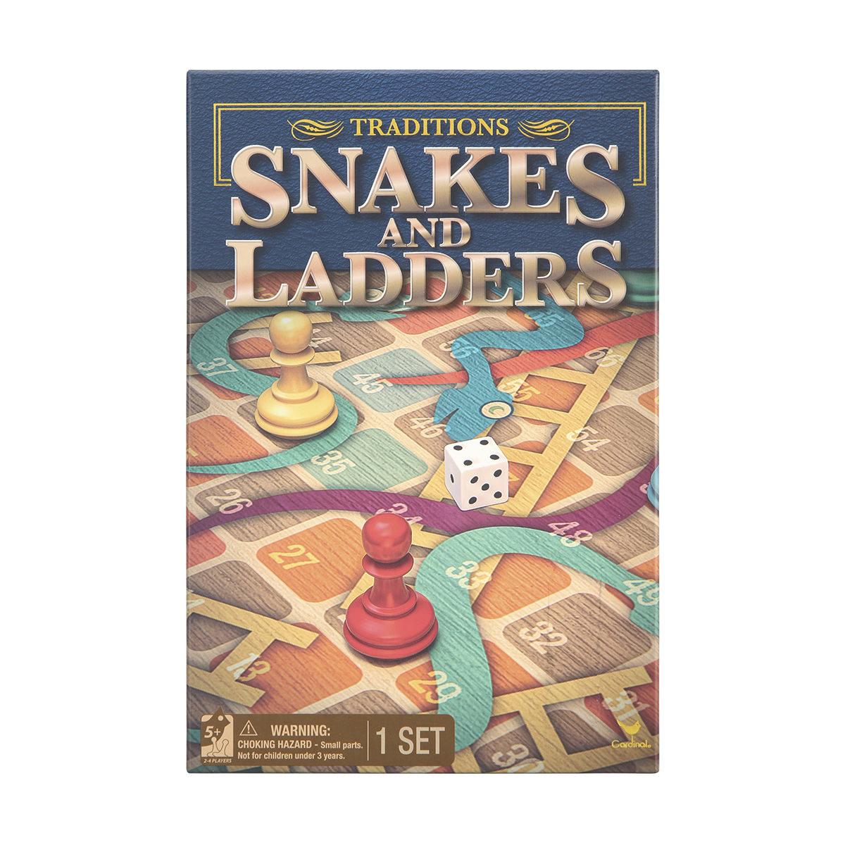 Snakes & Ladders - 50FP