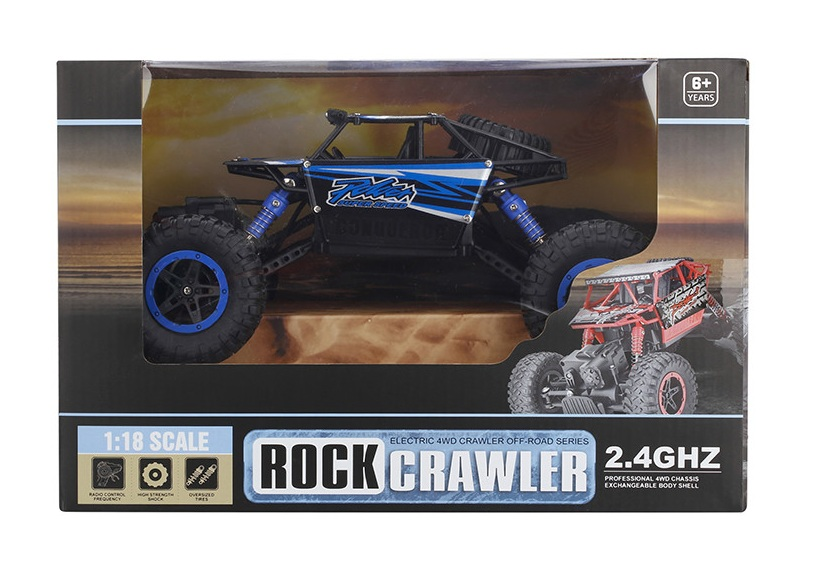 Rock Crawler - 200FP