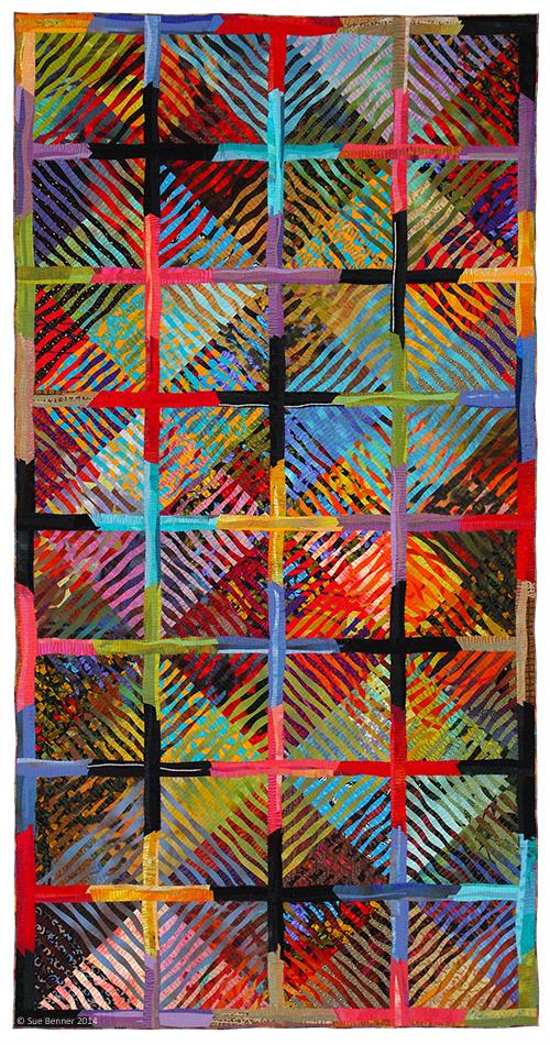 Watchful Eye XII: Ogalu Intersect,  2014