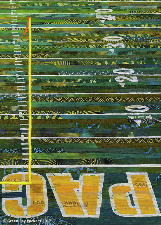 Home of Your Packers,  Detail