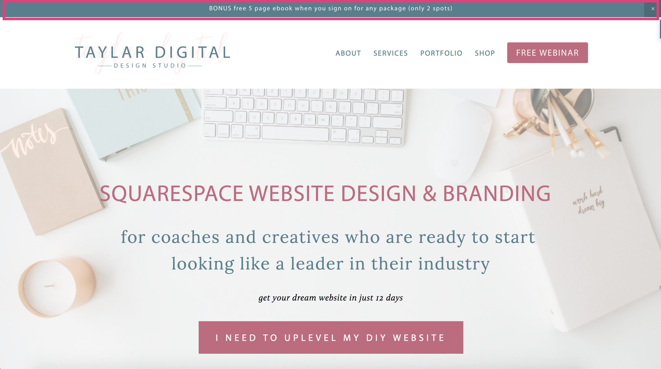 7 Places to Promote Your Freebie on Your Squarespace Website 1.png