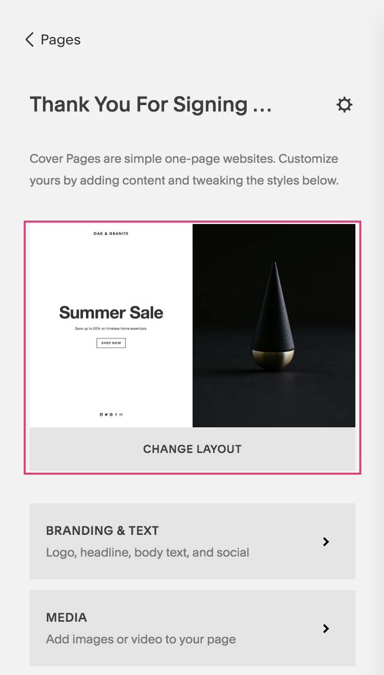 How to Create a Cover Page in Squarespace Main Panel.png