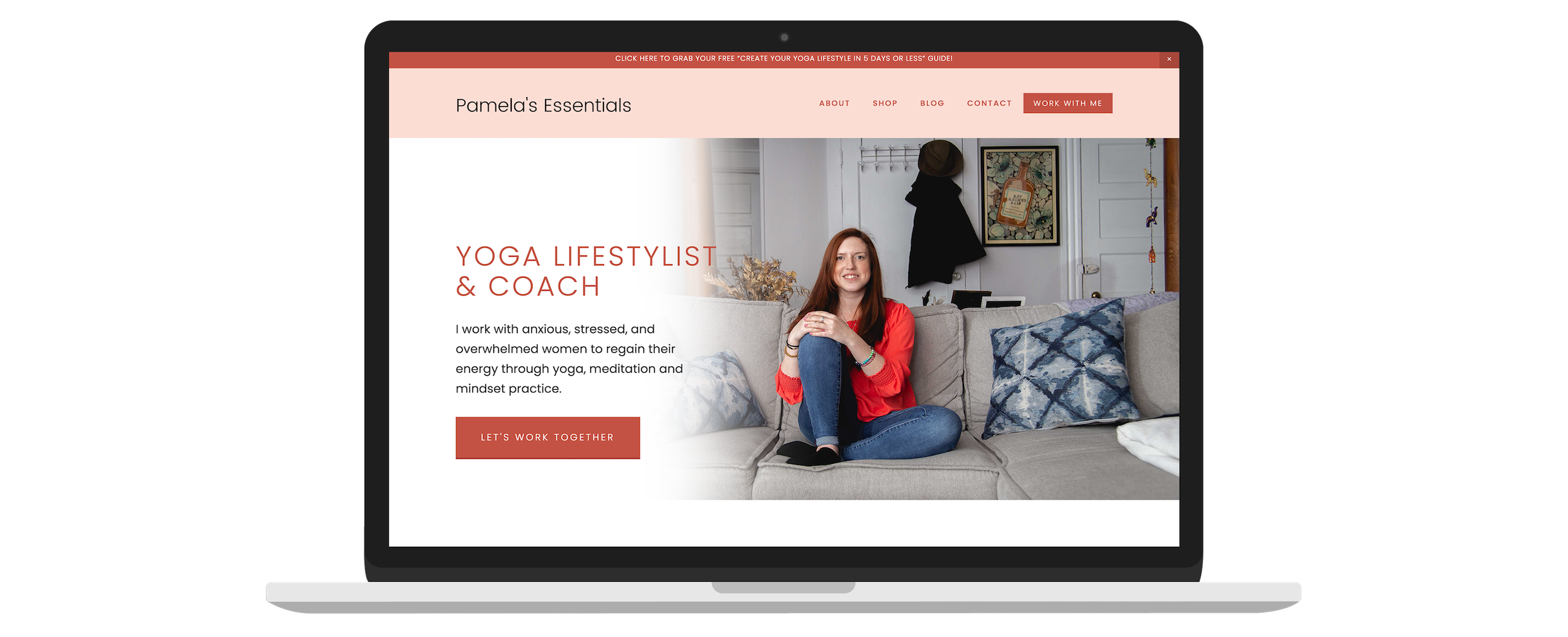 pamela feminine squarespace website design.png