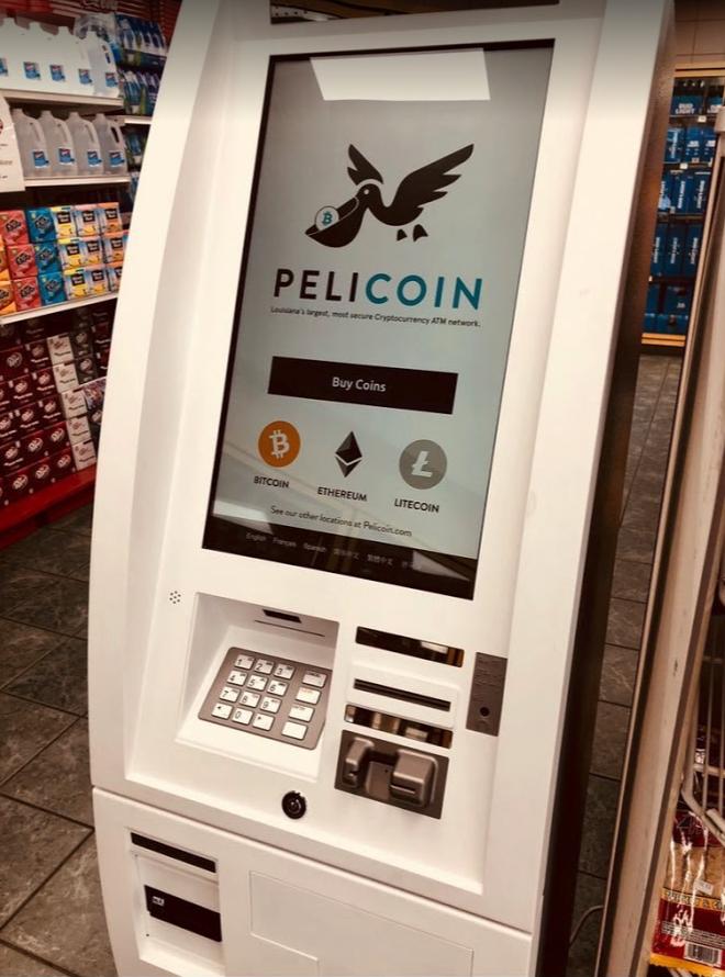 Bitcoin Atm Rome Italy