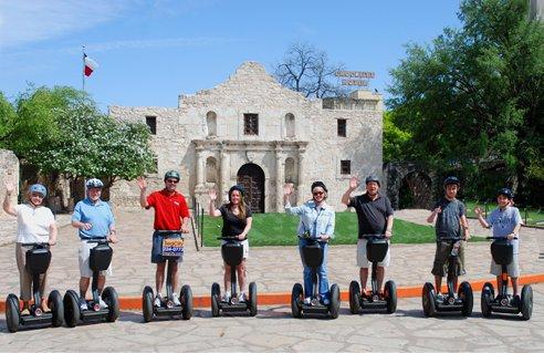 Alamo Tours