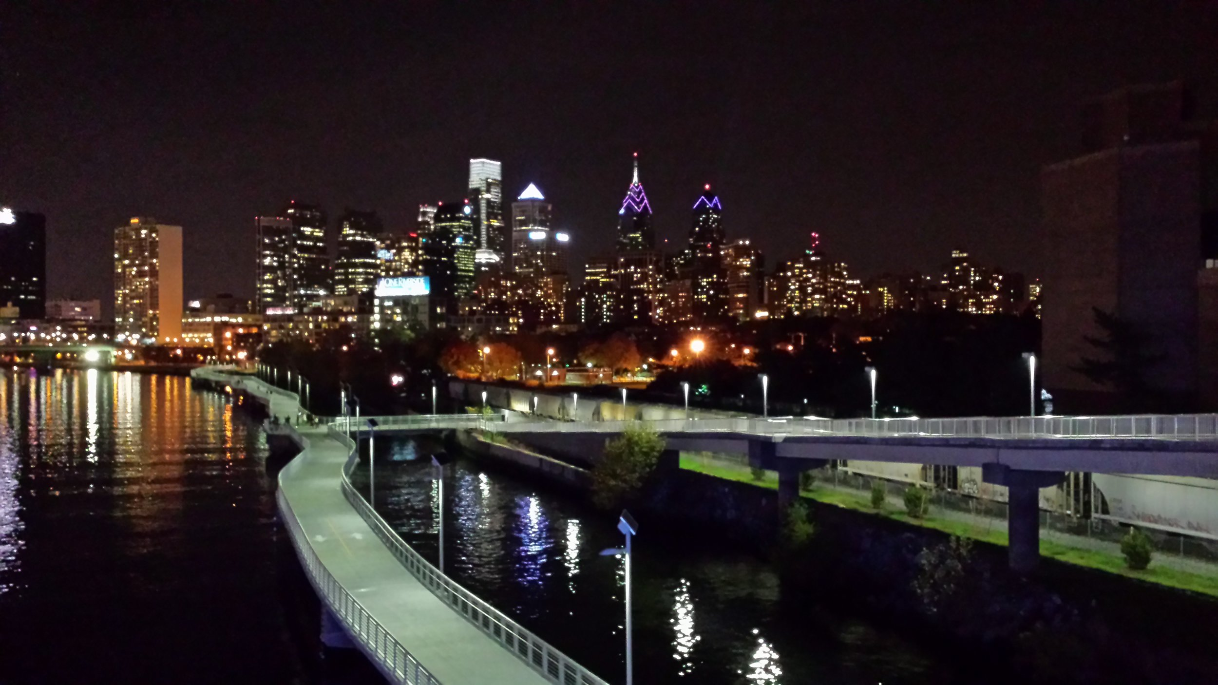 Best view of Philadelphia!