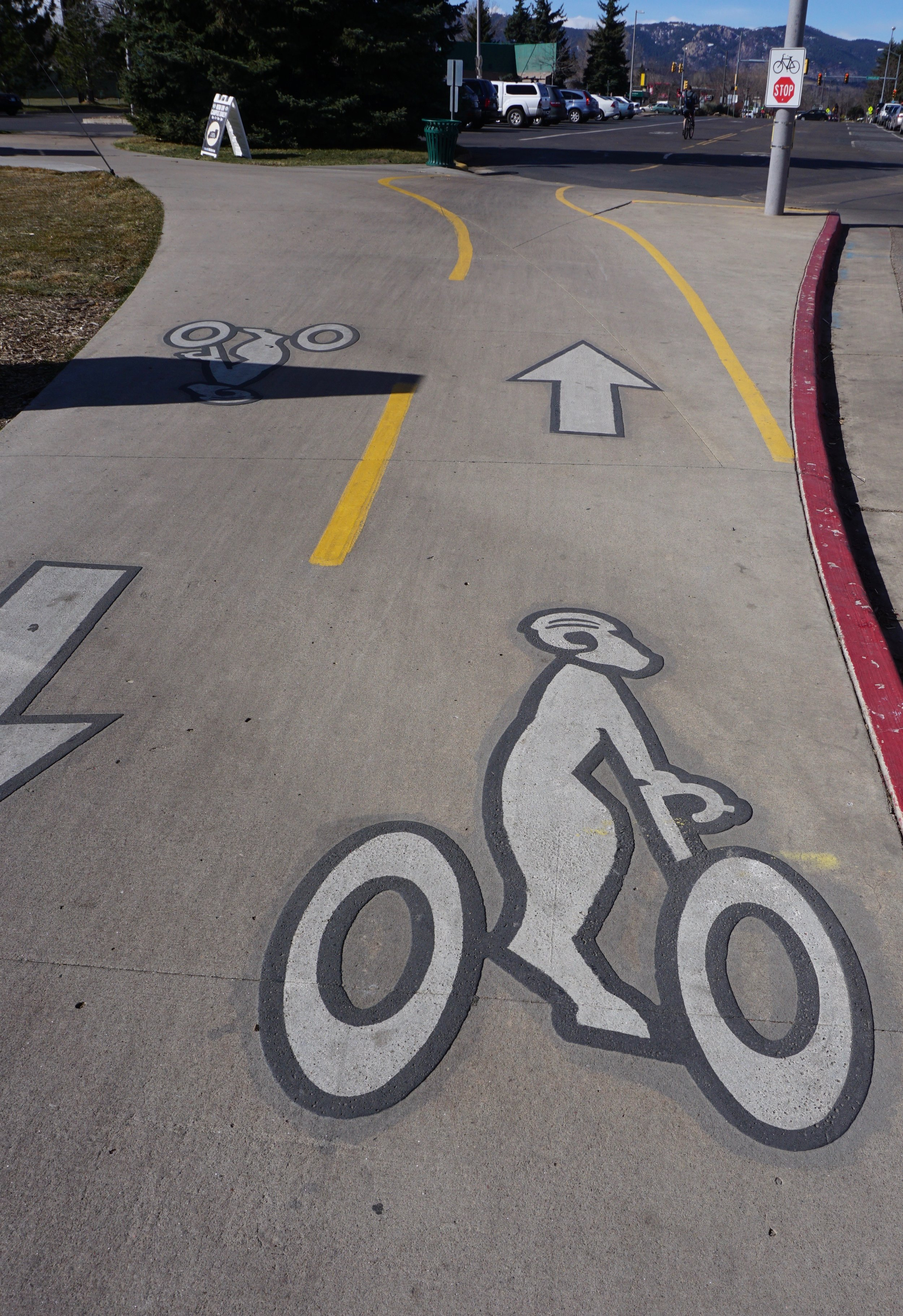 Best bike lanes!