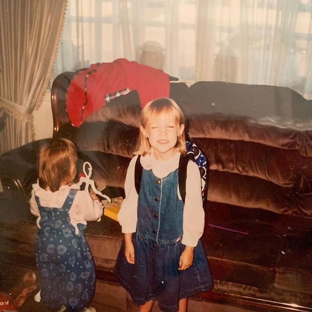 First day of school vibes. What I can only assume is Kindergarten all the way to 20th grade. 💁🏼‍♀️ . . #phdlife #phdjourney #womeninscience #phdstudentsofinstagram #womxninacademia #gradschool