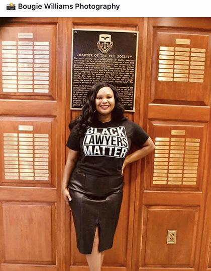 Brazitte Poole, JD, Duquesne Law School class of 2019