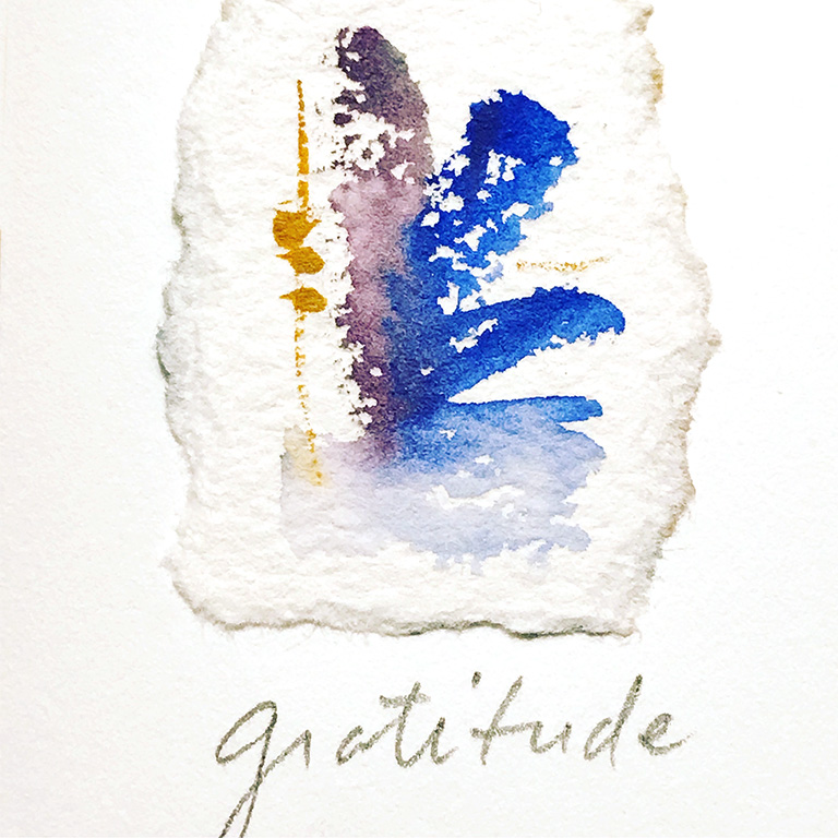 Gratitude - Mini Meditation Frame