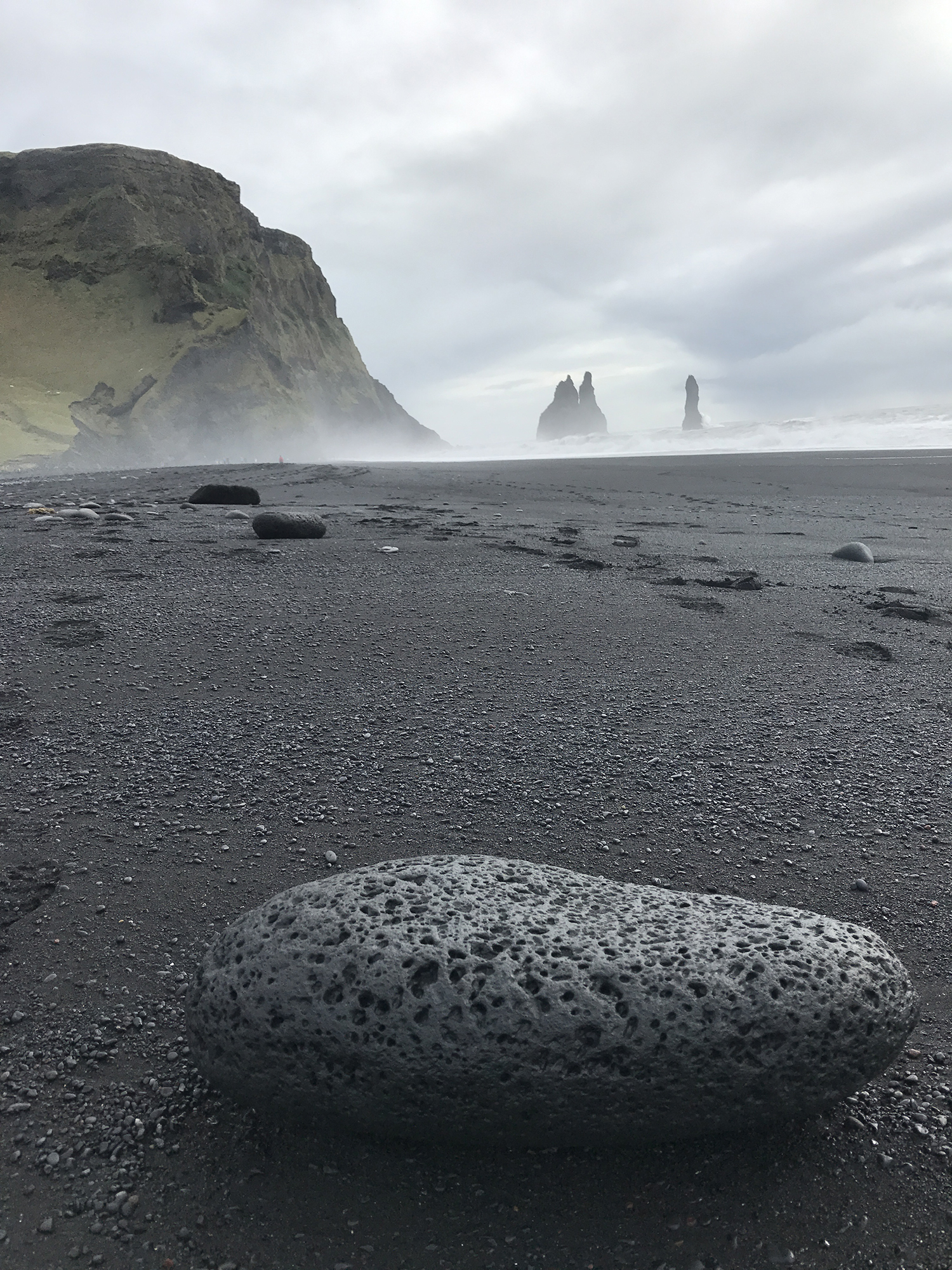 Lava and Mist