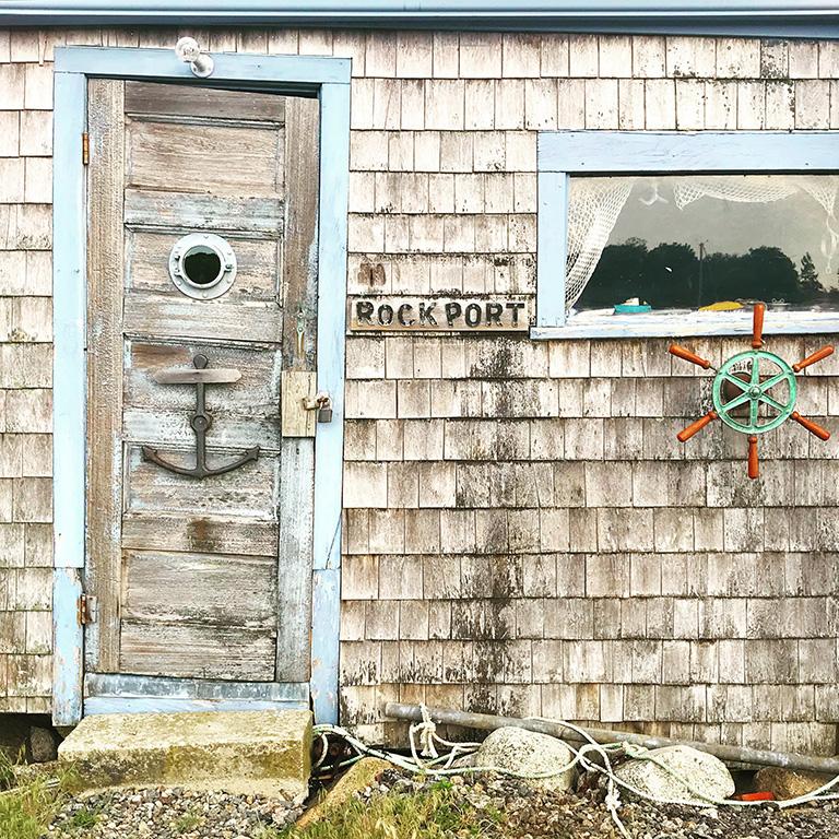 Bearskin Neck Boathouse
