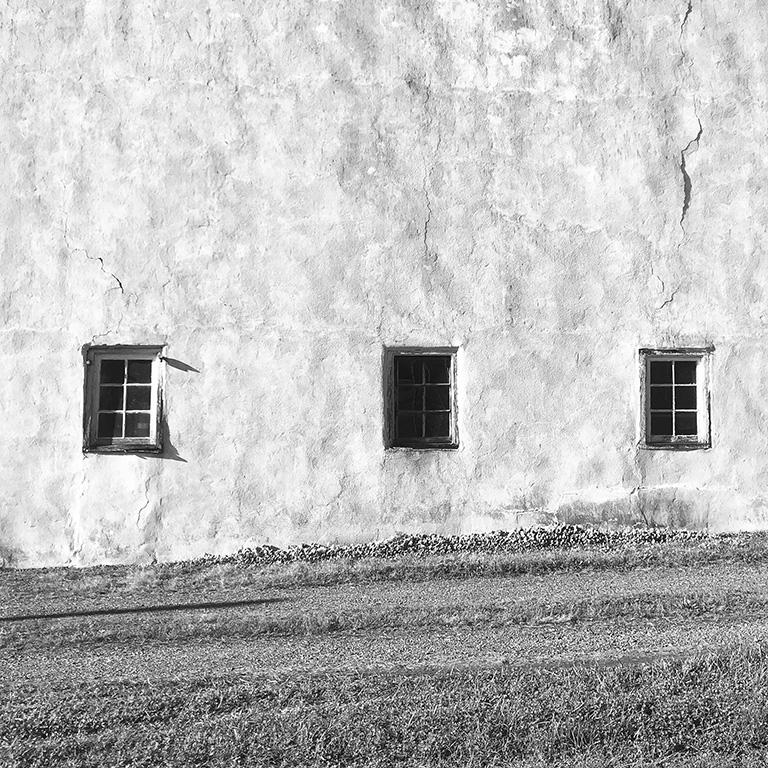 Barn with Three Windows