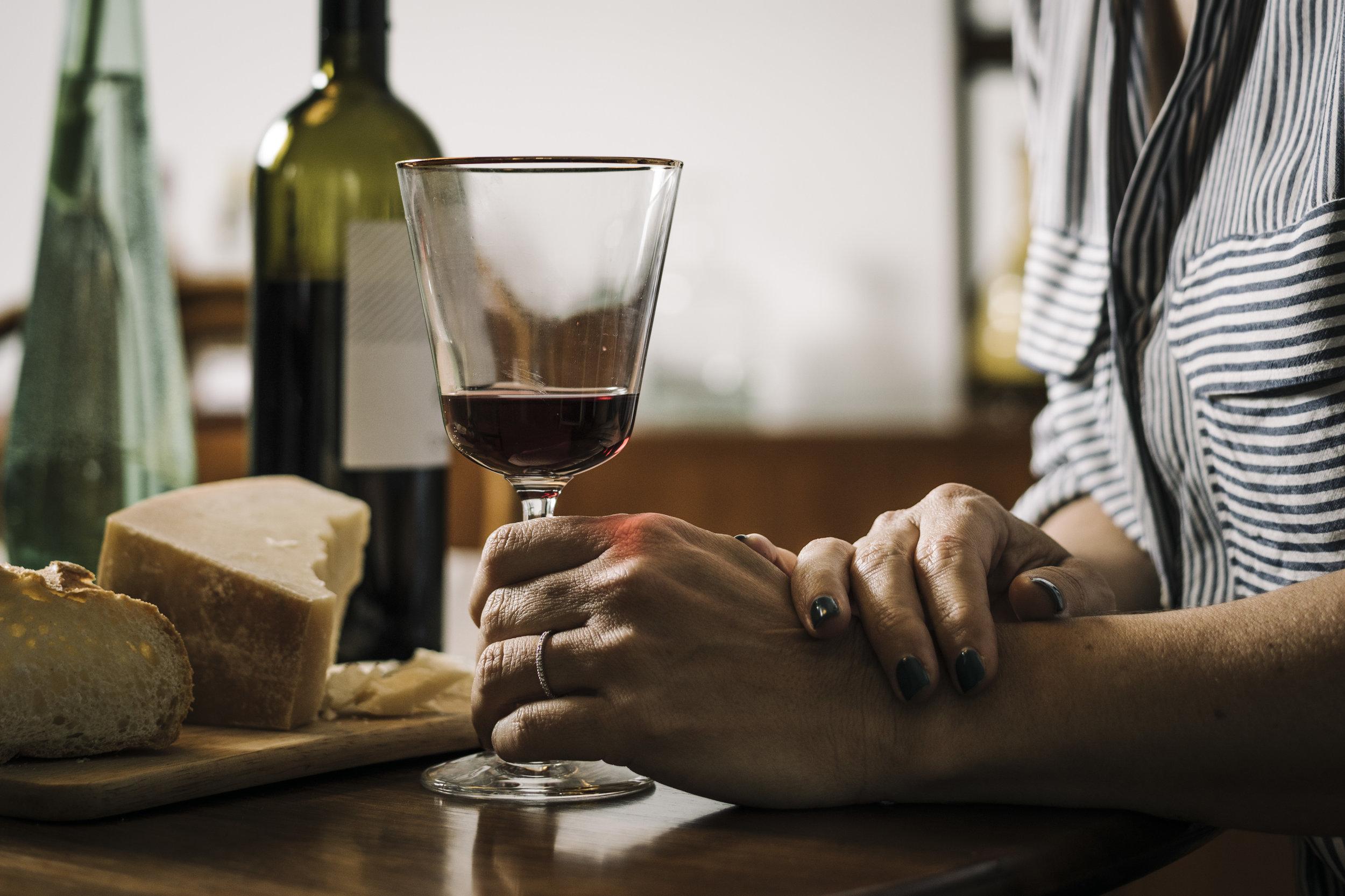 Degustar vinhos - è um processo muito mais complexoque resolver um problema de matematica.