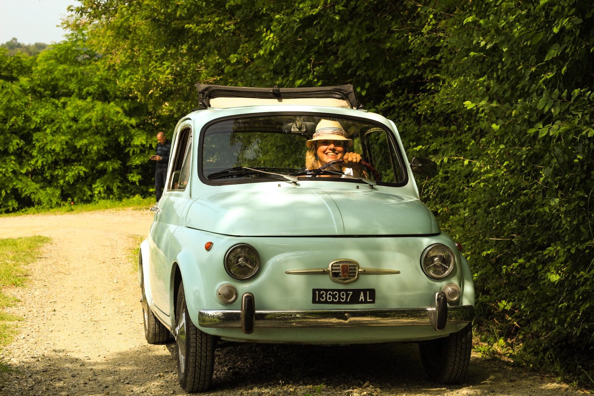 Viaje comigo pelas Verdes Colinas do Monferrato, Piemonte