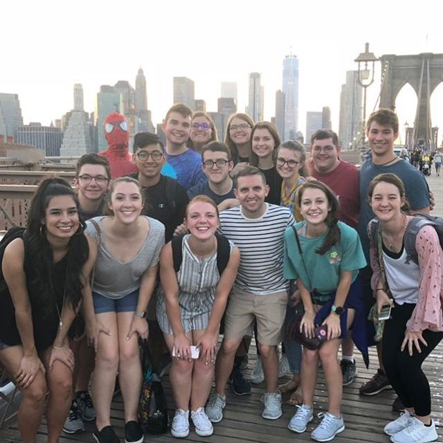 • FBC takes NYC • A day filled with coffee giveaways, playground parties and many meaningful interactions.  God is working in us, through us, and around us!