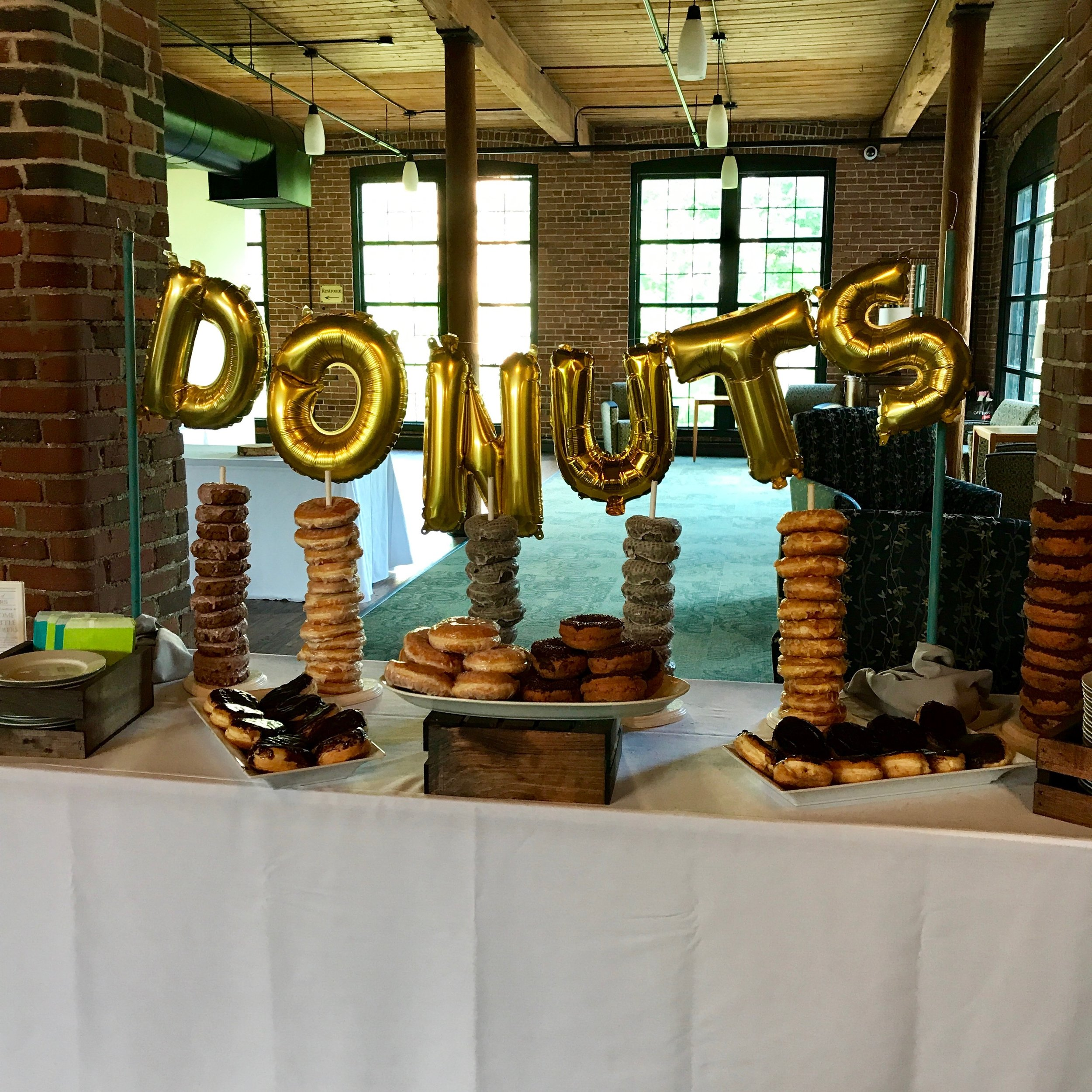 Sorry, there are no donuts - Just updates!