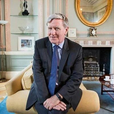 Ambassador Dan Mulhall   Ambassador of Ireland to the United States