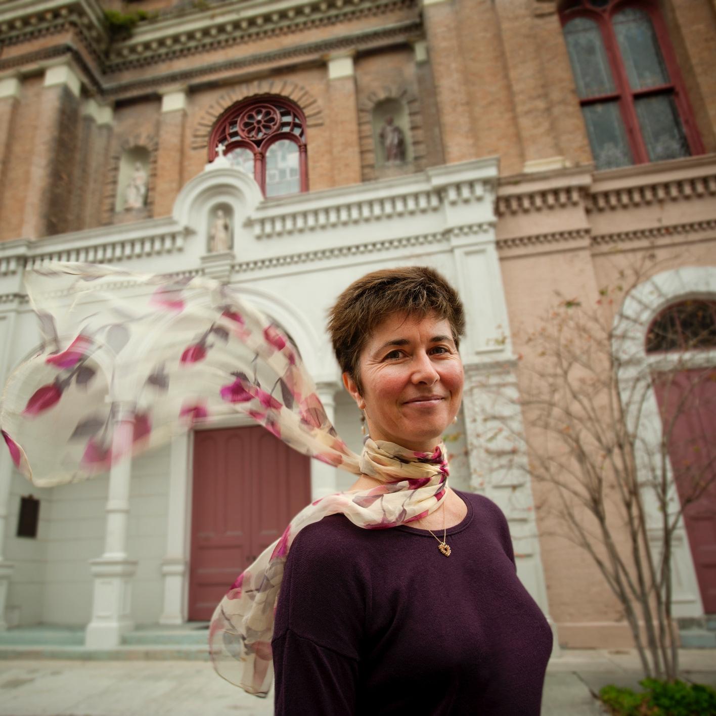 "Laura Kelley   Historian at Tulane University,Author of ""The Irish in New Orleans"""