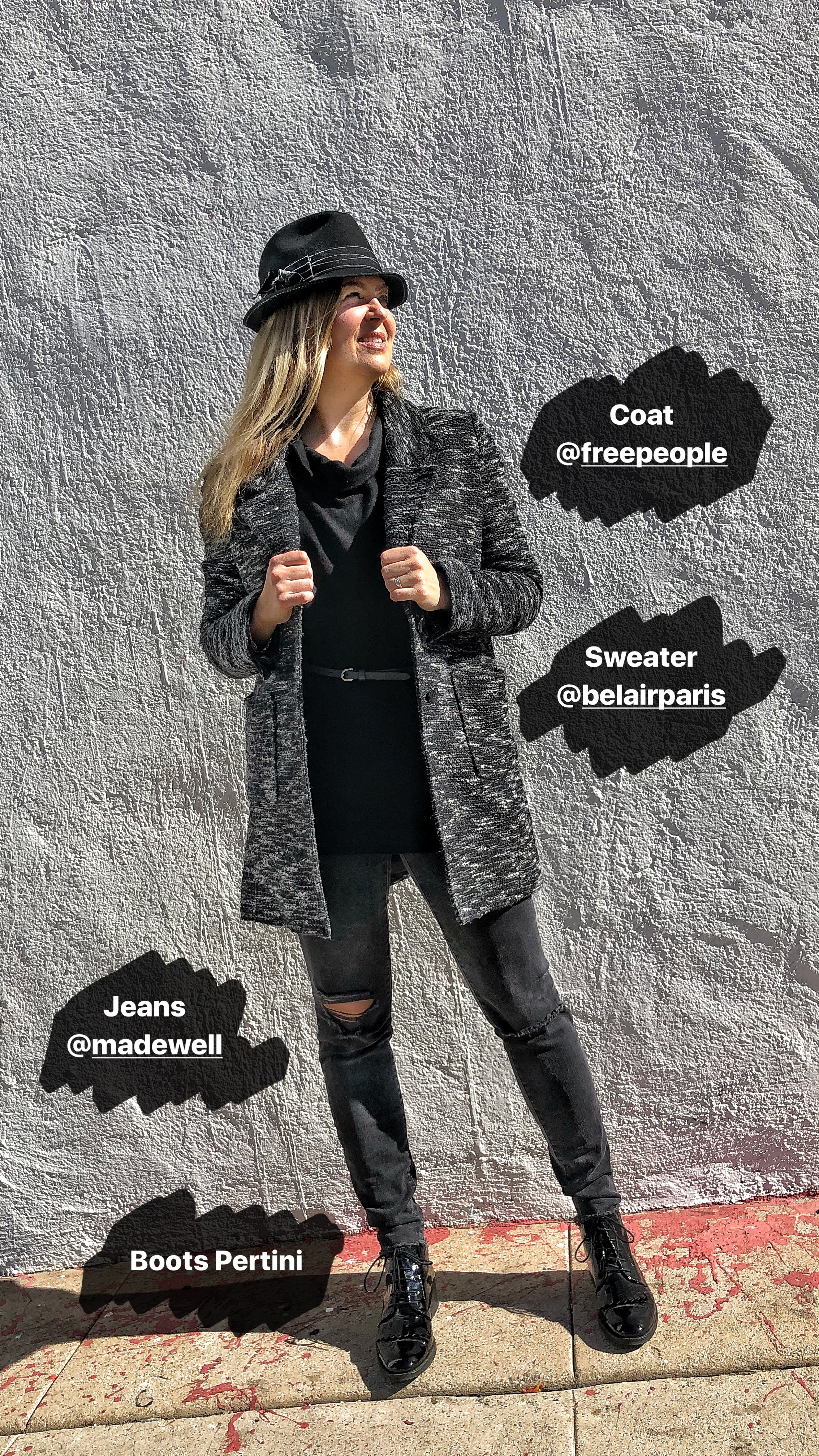 Cecile winter outfit