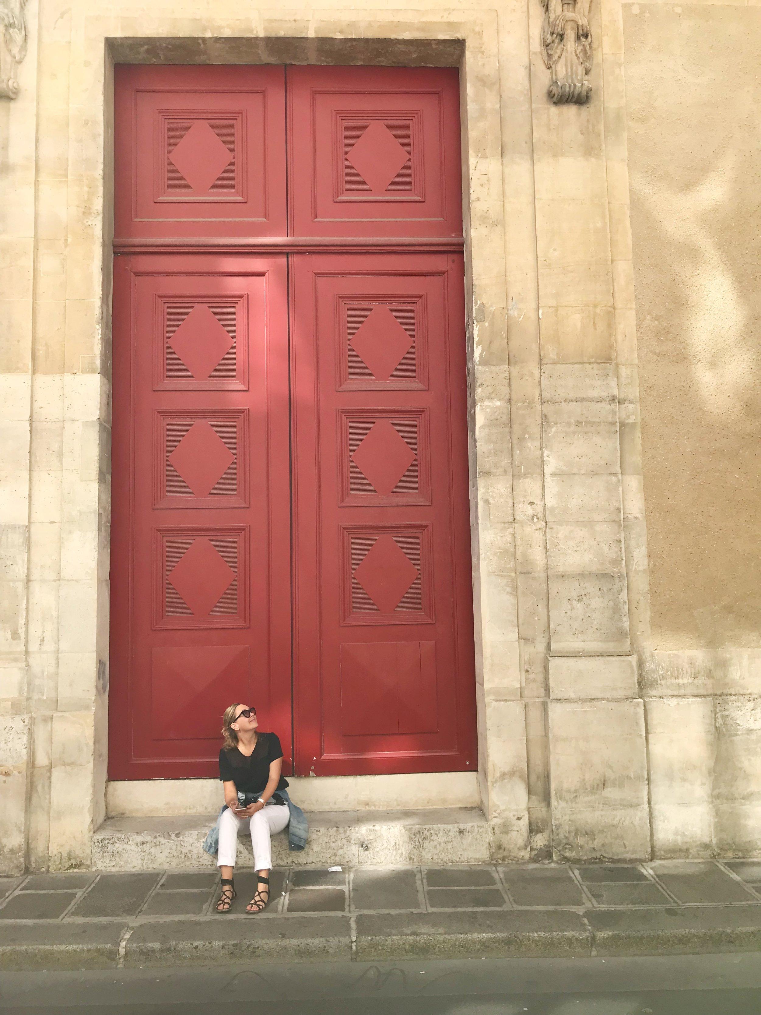 Frenchologie Le Marais Paris France