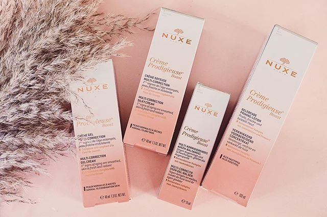 To say that I'm excited about this new launch would be an understatement.  Not only am I loving all things Nuxe after their event yesterday, I've been blown away by their Environmental stance, their use of only natural ingredients and the wonderful scents is their products.  Watch this space for full review. 🌸 🍃  #nuxeskincare #skincare #skincareroutine #naturalskincare #beautybloggers