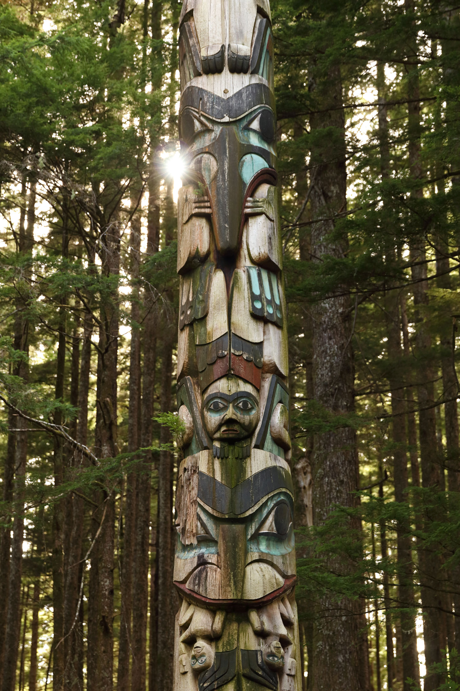 Experience Alaska Native Culture! - Visit totem parks and carving sheds in Hydaburg, Kasaan, and Klawock. You can also take classes at the Hydaburg Culture Camp. Check to see if there will be a totem raising! It's worth planning your trip around an event like that.