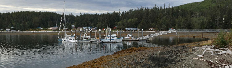 Kasaan Harbor Prince of Wales Island Southeast Alaska