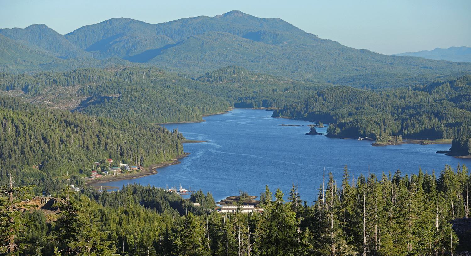 Travel+to+Thorne+Bay+Prince+of+Wales+Island+Southeast+Alaska