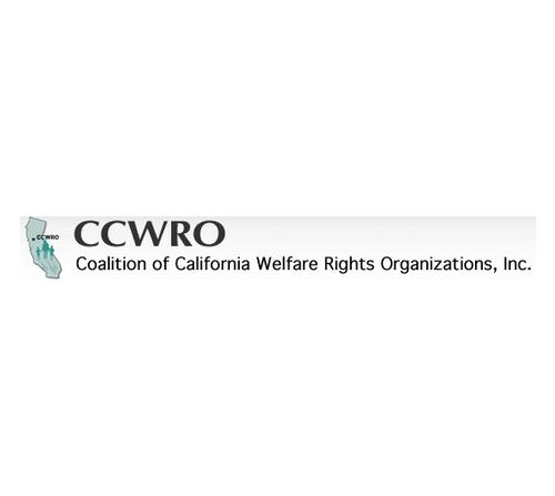 Coalition of California Welfare Rights Organizations, Inc.