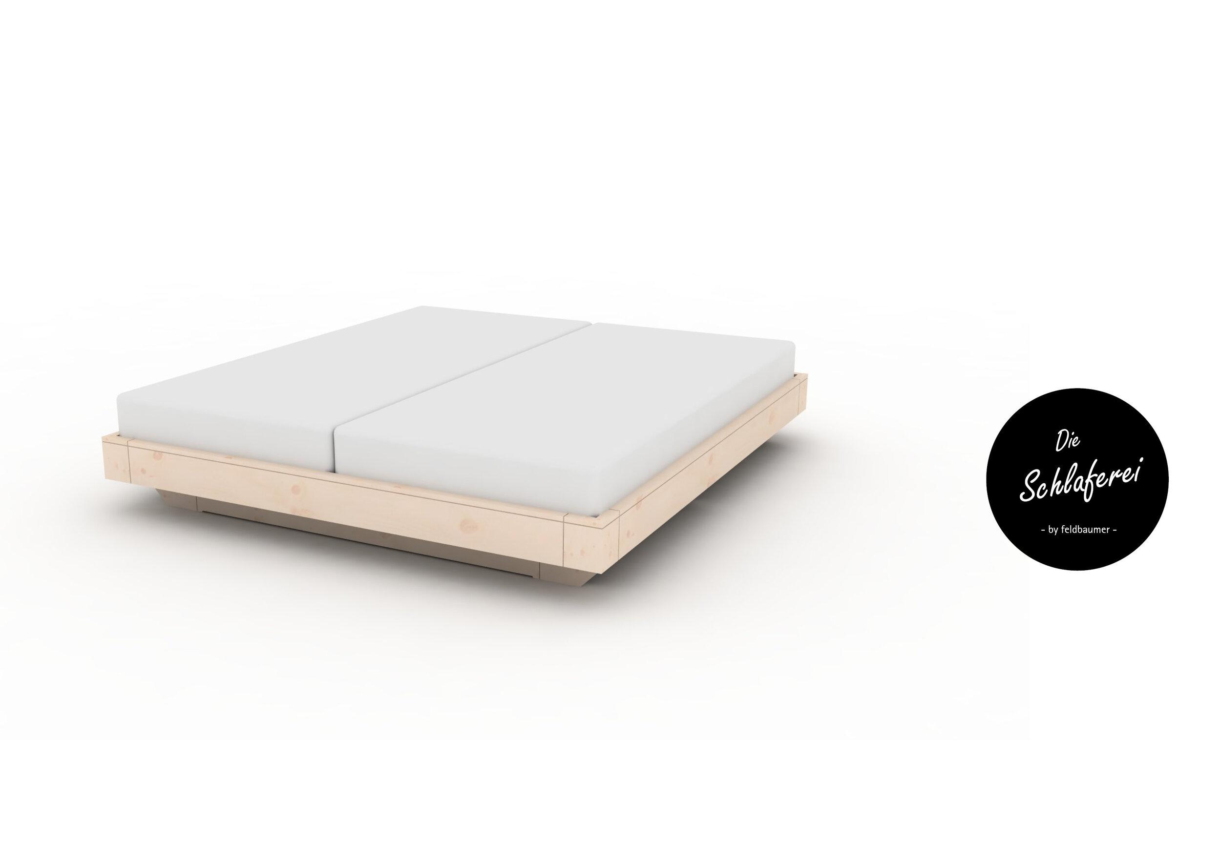 modell 03 - …ohne Kopfteil ohne Nachtkästchen