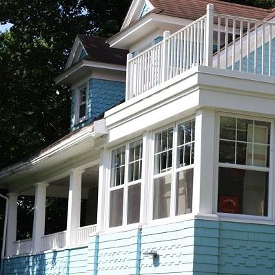 Maison Bleue Domaine Howard Sherbrooke