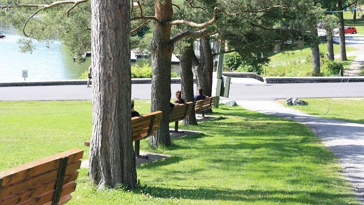 Parc Jacques-Cartier de Sherbrooke