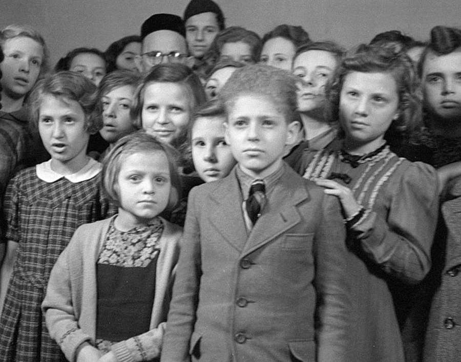 """The Holocaust taught us a lesson that seems to be forgotten. Our fate can be decided by a single vote. We must """"Never Forget""""."""
