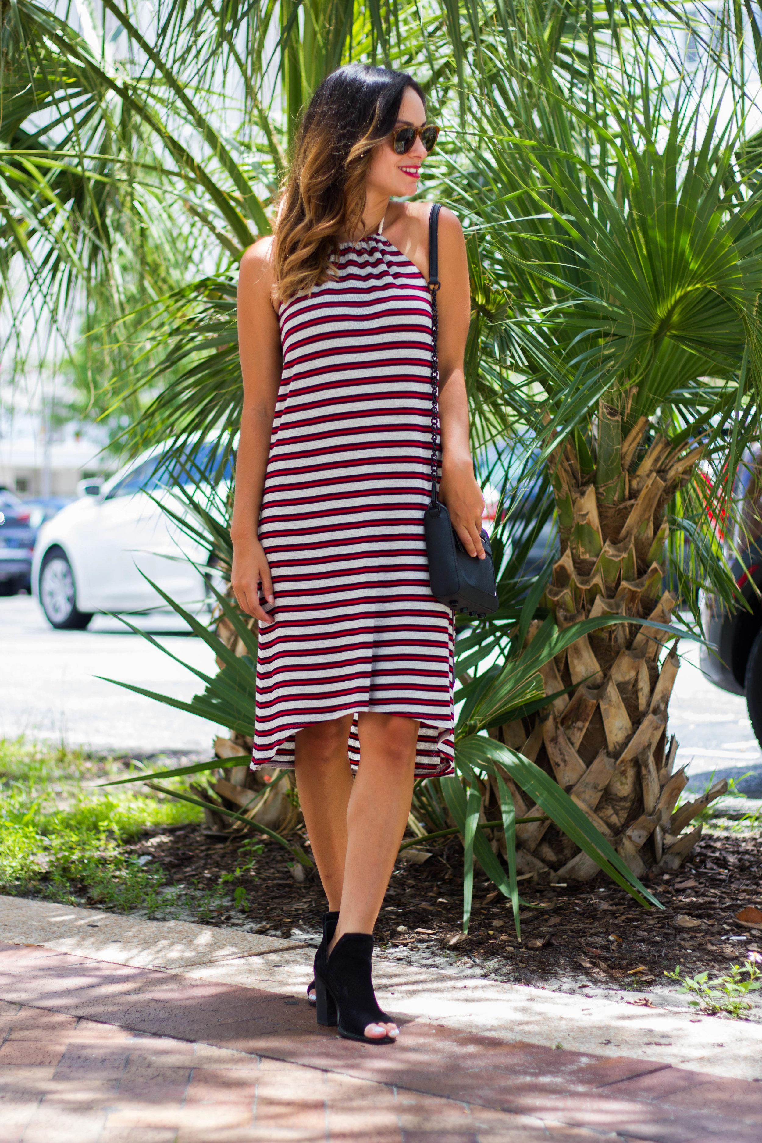 Midi Dress - Haden Reid Boutique | Photo By -  Joseph Franzese