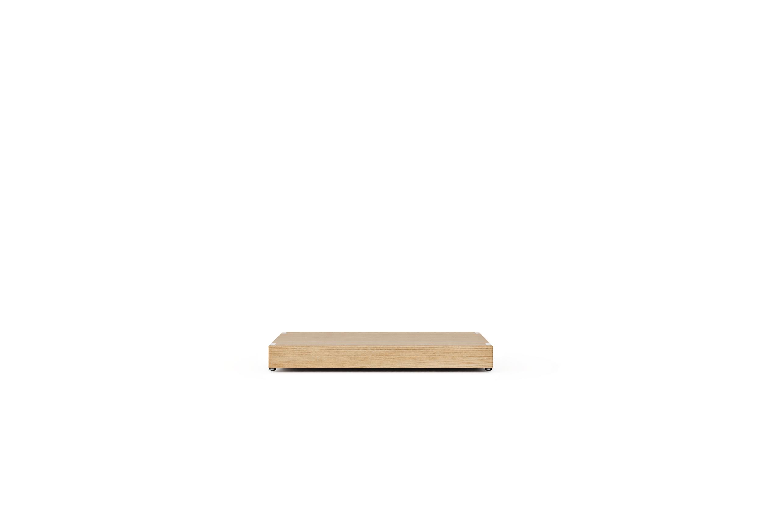 Kopie von Kopie von Beispiel: RÄCK M Esche 00 Aluminium  Natur