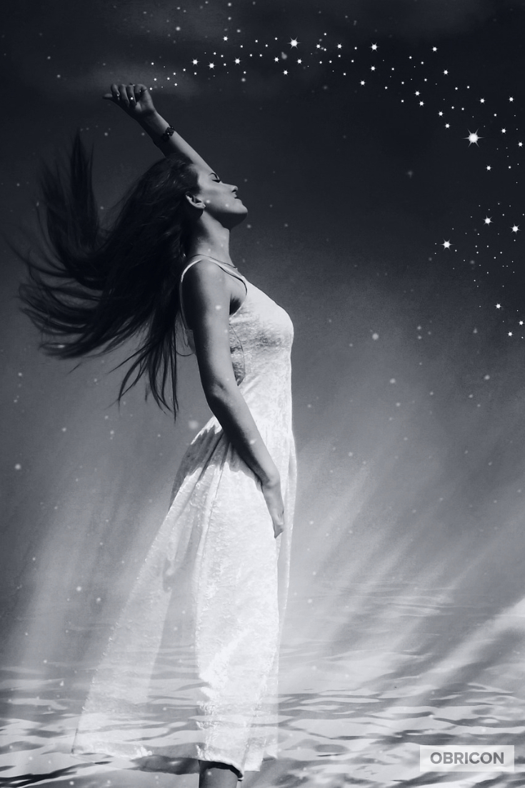 #woman and #stars.jpg