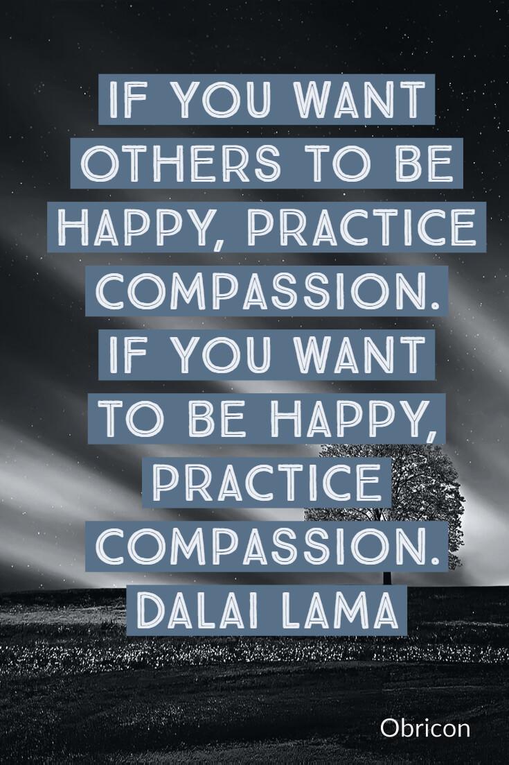 practice compassion. Dalai Lama.jpg