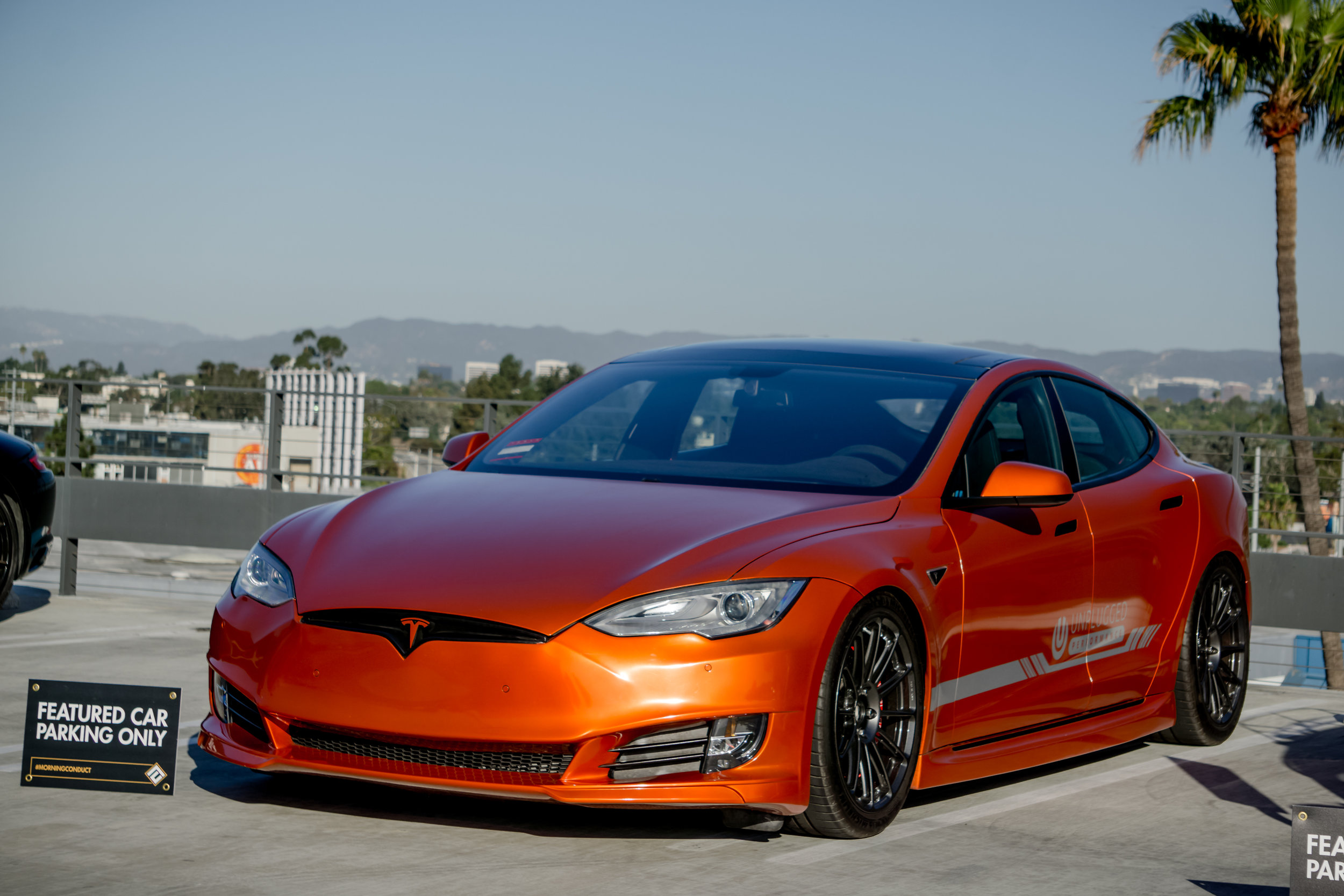 Ben S. Uplugged Performance Tesla Model S