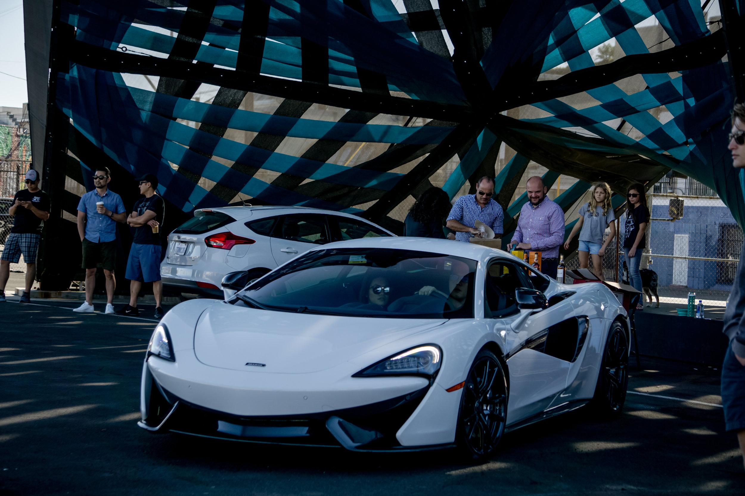 Edward L. McLaren 570S