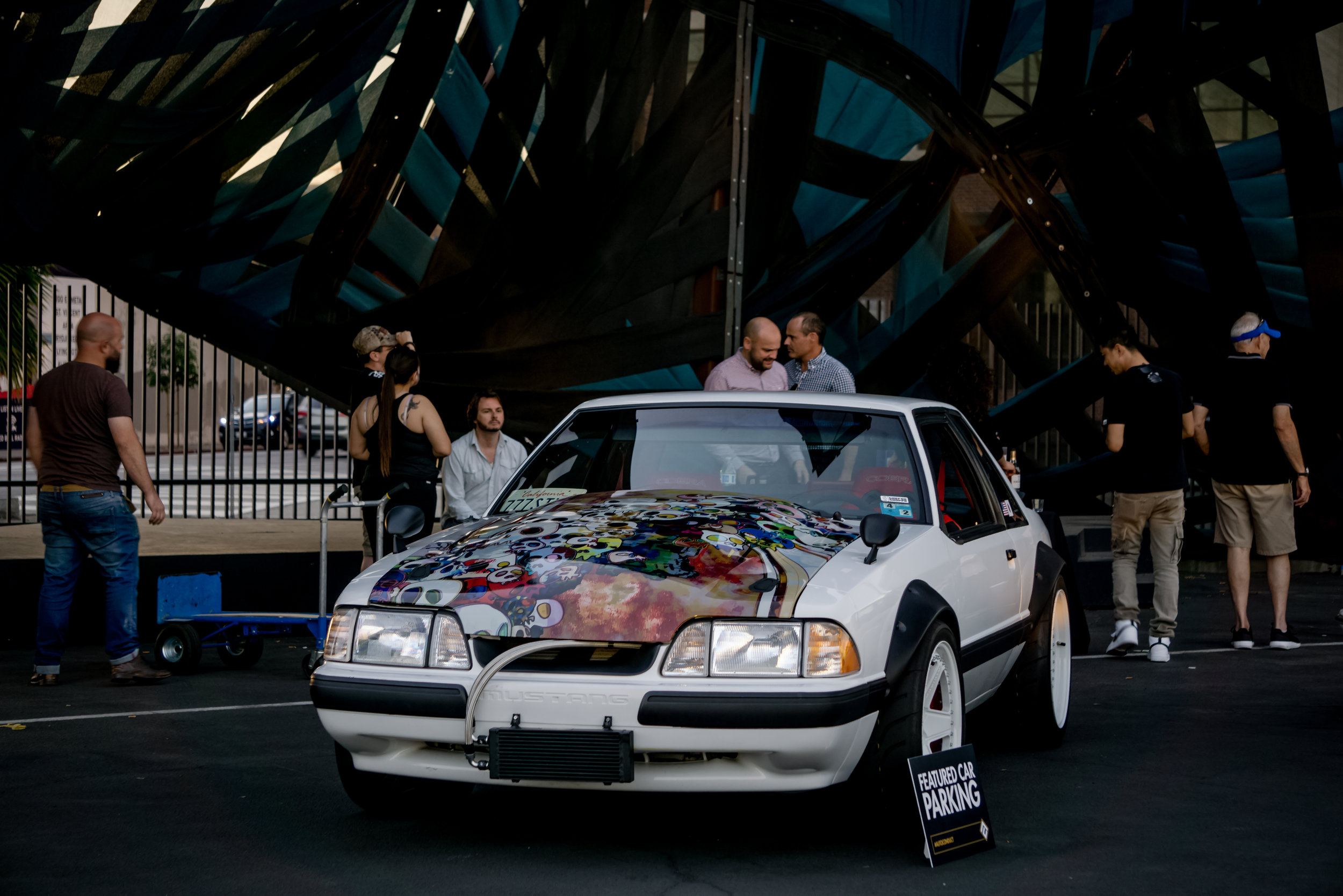 Ron B. Ford Mustang GT Foxbody Notchback