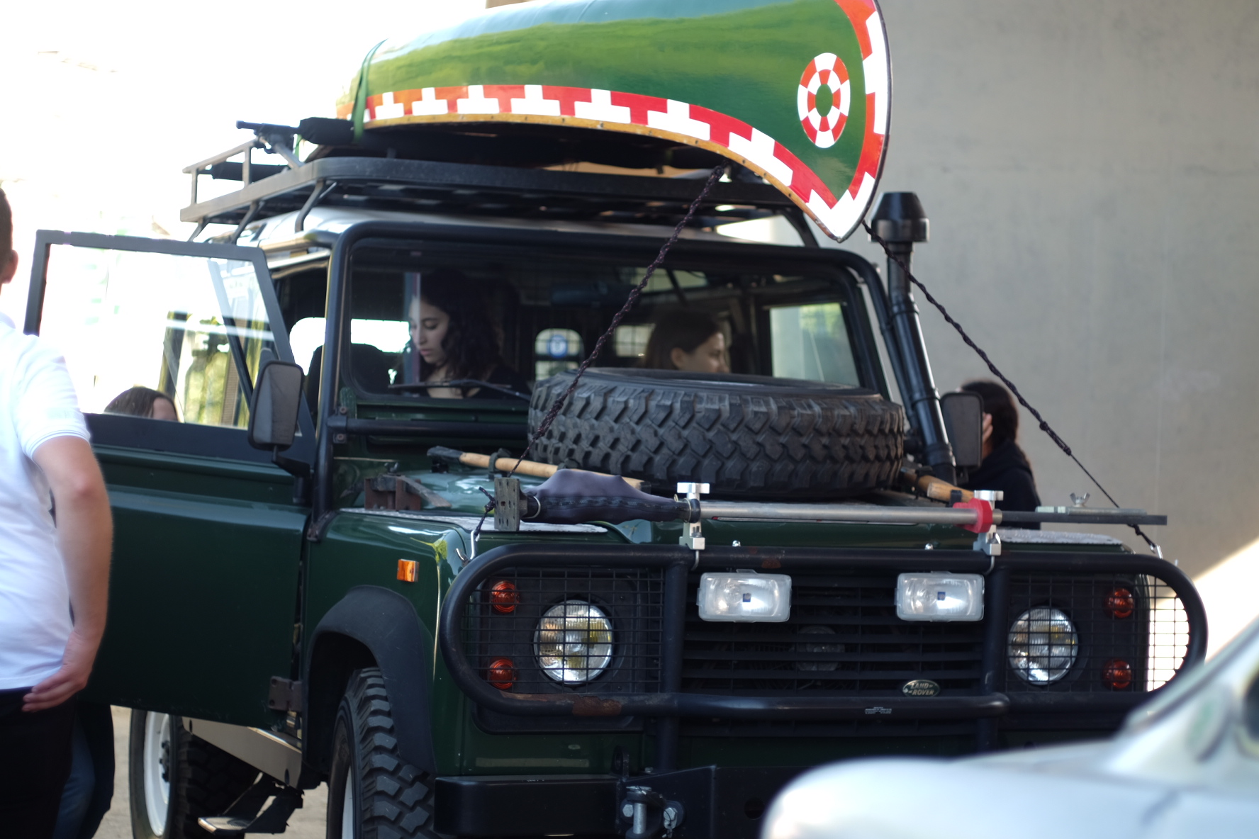 Read Kerlin Land Rover Defender D90