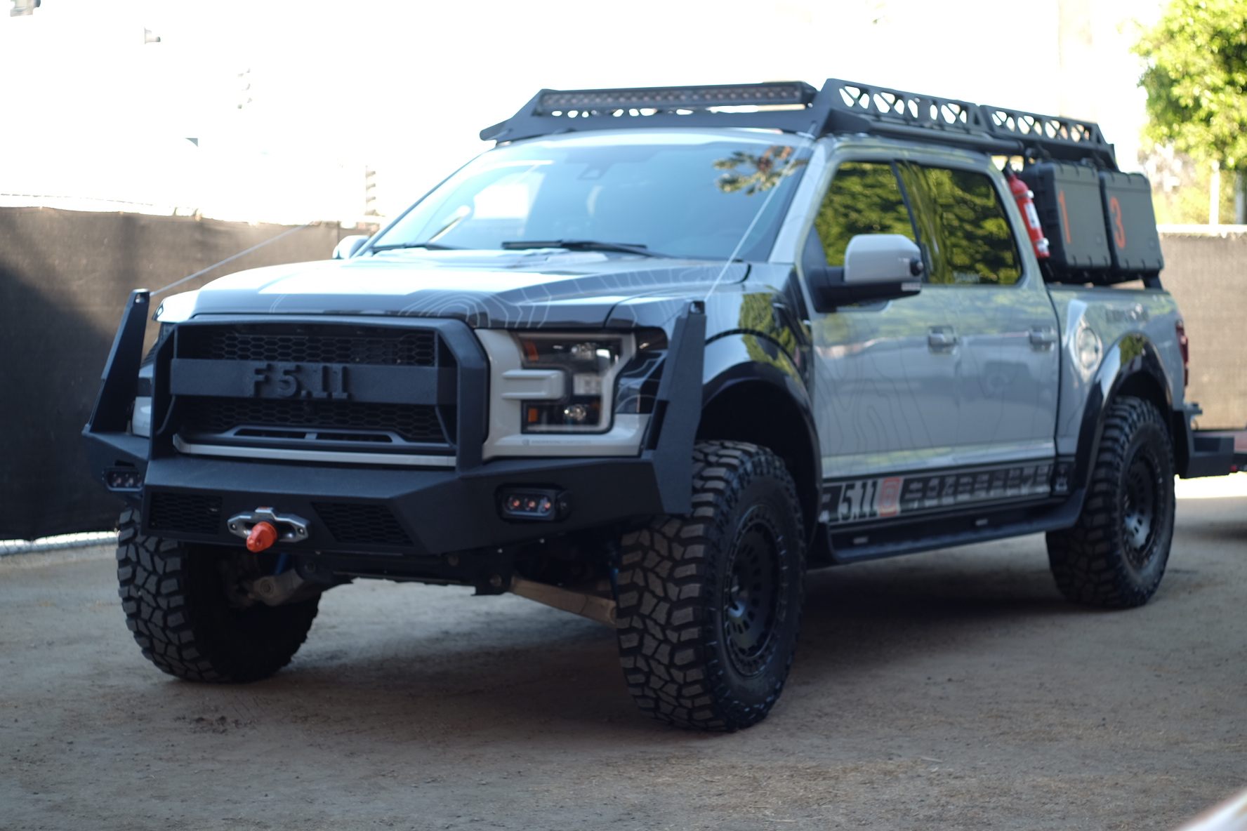 5.11 Tactical / KOLAB Agency Ford F-150 Raptor