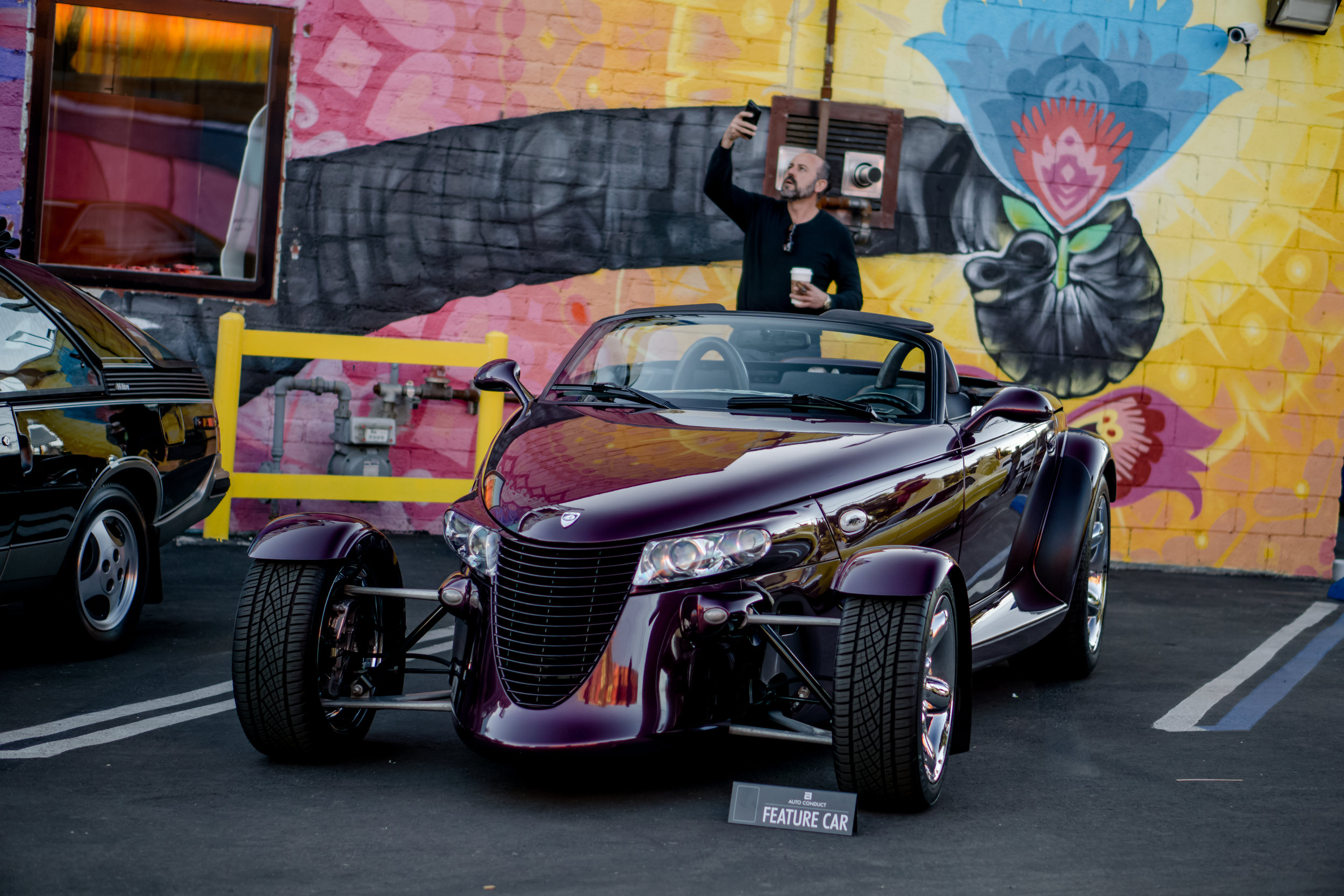 Brian Holt Plymouth Prowler