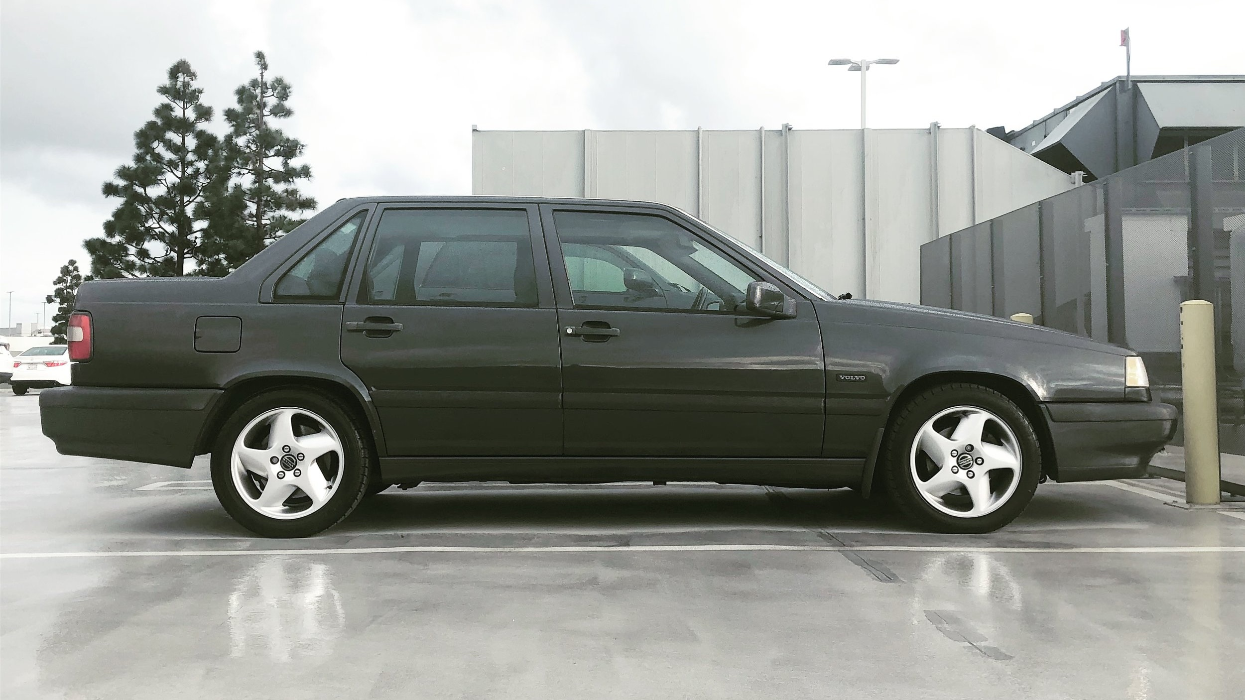 Picked up this single owner, concert pianist, garage kept 1995 Volvo 850 Turbo