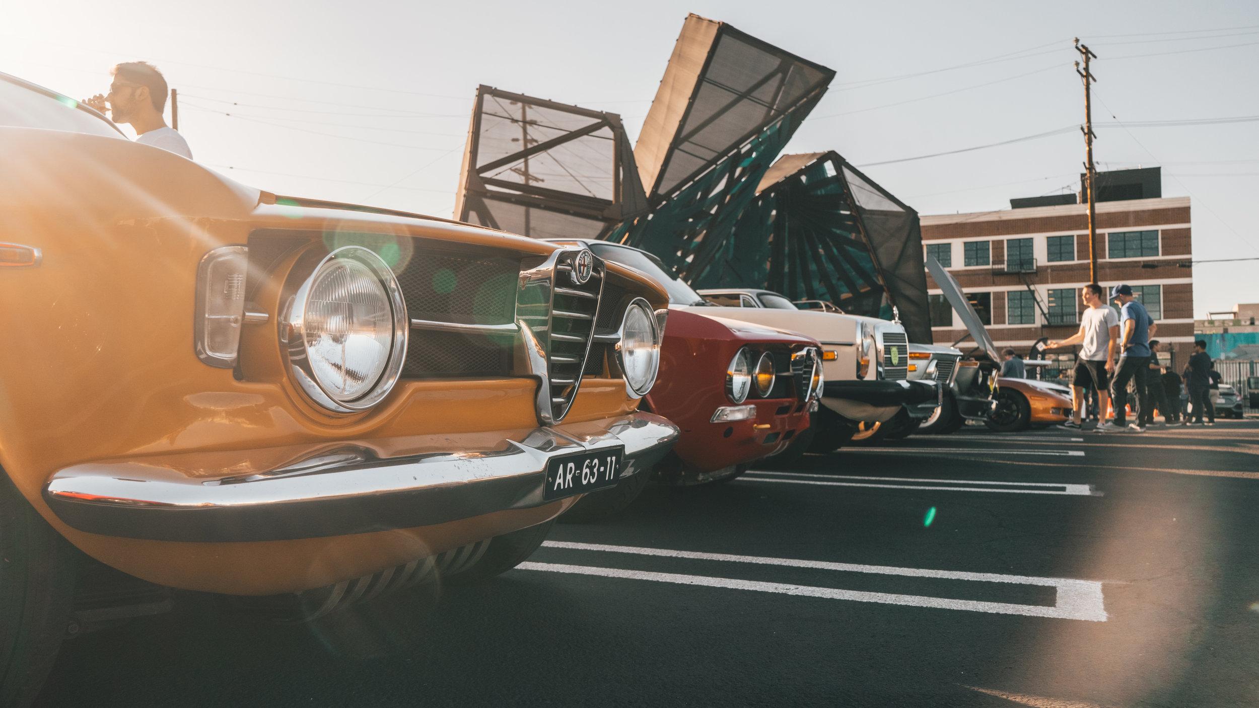 Auto Conduct SciArc Car Show 2018