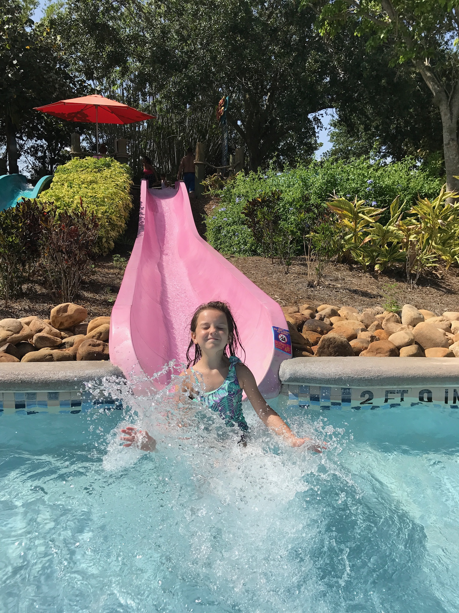 Splashing Around - A Day at Aquatica