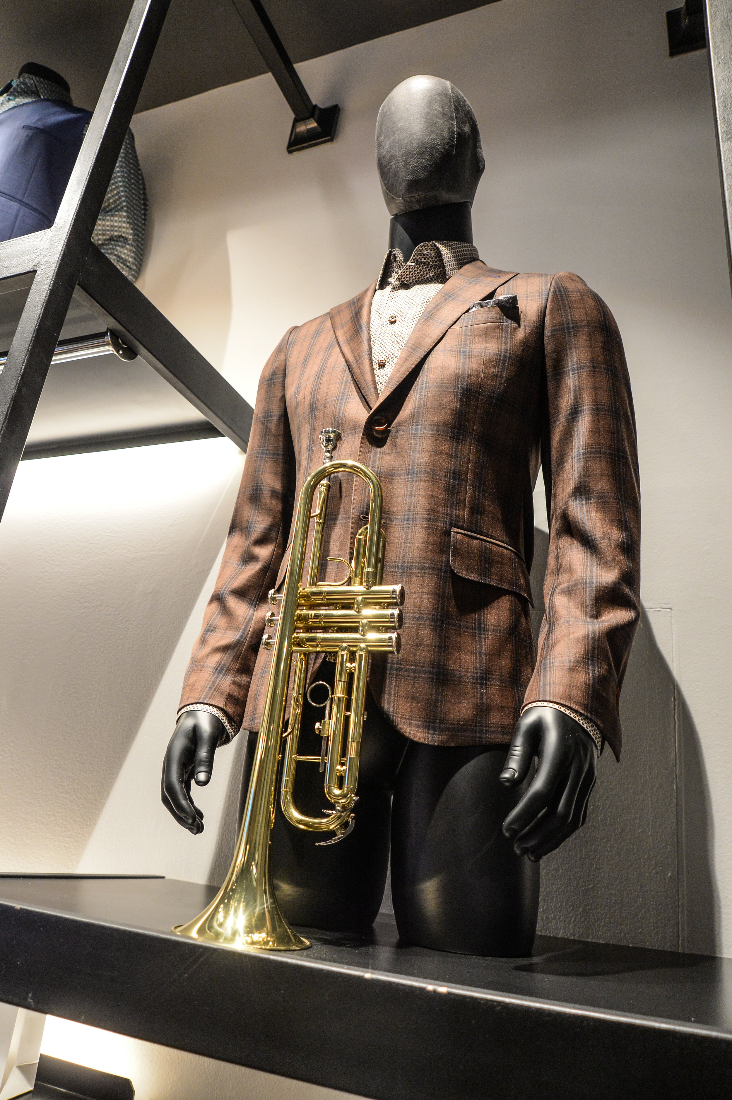 Sports Jacket by DCLA - Fabric by Loro Piana