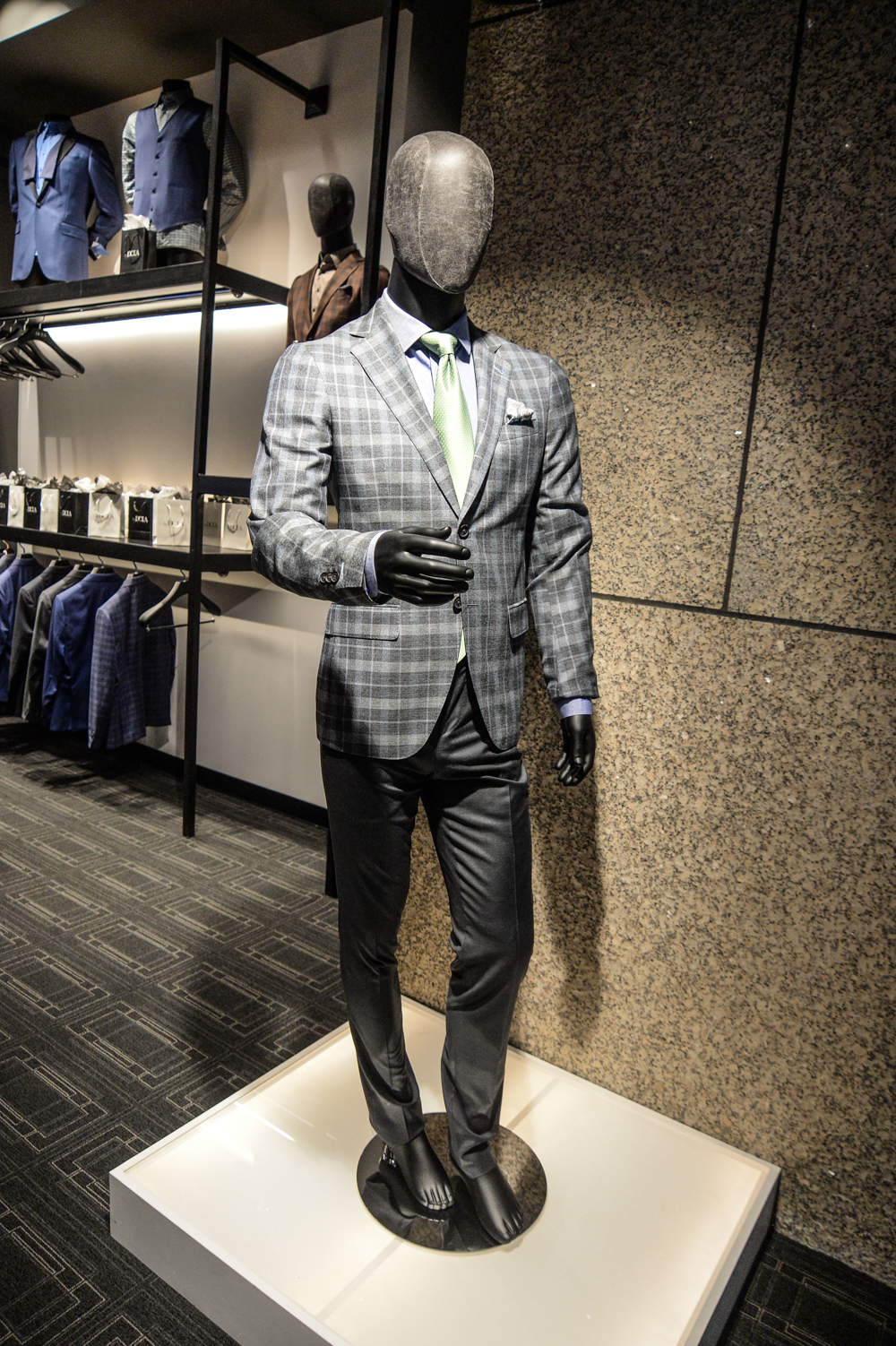 Sports Jacket by DCLA - Fabric by Tessilstrona