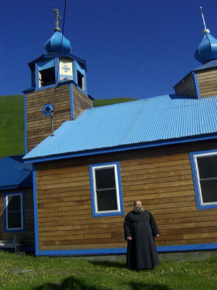Father Ioasaph, Three Saints Church